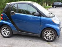 Recent Arrival! 2009 smart Fortwo Pure CARFAX