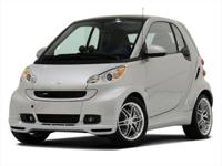 Options:  2009 Smart Fortwo|Silver/|V3 1.0 Manual|44456