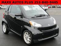 Fortwo Pure, **FULLY RECONDITIONED AND DETAILED**, and