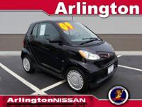 Options:  2009 Smart Fortwo|2009 Smart Fortwo Low Miles