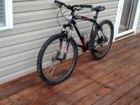 This is my 2009 Specialized hardrock sport. Probably