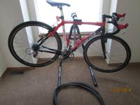 2009 Specialized TRICROSS Professional (52CM), MSRP