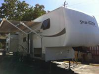 5TH WHEEL MODEL 325 BH3 35FT 9217LBS FULLY SELF