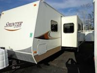 2009 31 FT SPRINTER / TWIN SLIDE / BUNKHOUSE