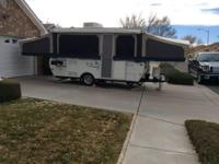 2009 Starcraft Centennial 3612 Pop-up Camper. Starcraft