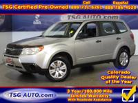 **** JUST IN FOLKS! THIS 2009 SUBARU FORESTER HAS JUST