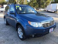 2009 Subaru Forester X Limited * L.L. Bean Edition *