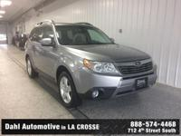 Recent Arrival! 2009 Subaru Forester 2.5X Limited