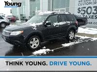 2009 Subaru Forester YOU'RE #1! ATTENTION!!! Be the