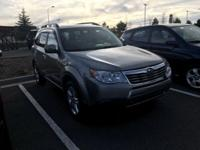 Take command of the road in the 2009 Subaru Forester!