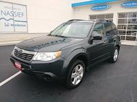 Step into the 2009 Subaru Forester! You'll appreciate
