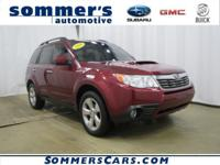 Exterior Color: camellia red pearl, Body: SUV AWD,