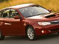 GT trim. Sunroof, Heated Seats, iPod/MP3 Input,
