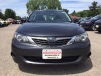 Options:  2009 Subaru Impreza 2.5I 4Dr|Need All Wheel