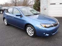 This 2009 Subaru Impreza AWD 2.5 i 5-door is in