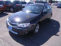 Options Included: N/AThis well maintained 09 Subaru