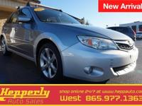 Featuring in our Subaru inventory is our 2009 Subaru