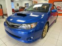 ALL WHEEL DRIVE!! 5-Speed Manual Transmission!! CARFAX
