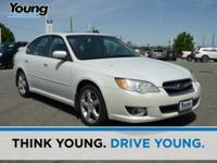2009 Subaru Legacy 2.5i Limited This vehicle is nicely