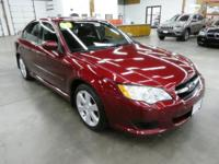 New Price! CARFAX One-Owner. Clean CARFAX. Red 2009