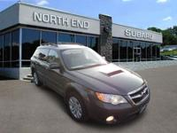 North End is glad to create to you this 2009 Subaru