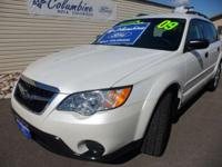 Options Included: AWD, Automatic 4-Spd W/Sportshift,