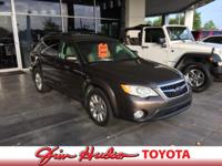 Options:  2009 Subaru Outback Ltd Is Proudly Offered By