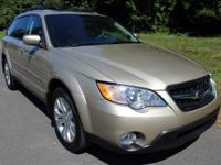 New Price! Clean CARFAX. Harvest Gold Metallic 2009