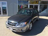 Load your family into the 2009 Subaru Outback! It