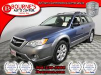 NEW ARRIVAL! PRICED BELOW MARKET! THIS OUTBACK WILL