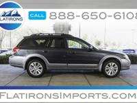Flatirons Imports is offering this 2009 Subaru Outback