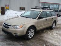 2009 Subaru Outback Special Edtn For