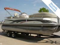 Best-in-Class- luxury pontoon w/room for 14 - riding on