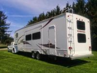 2009 Sundance Toy Hauler, Garage kept, one owner,