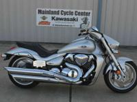 2009 Suzuki Boulevard M109R Great looking and fantastic