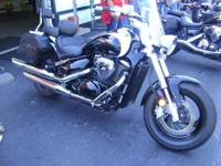 2009 Suzuki Boulevard M50 clean bike with very few