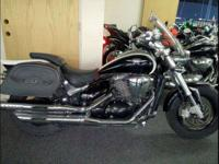 2009 Suzuki Boulevard M50 Great machine super clean