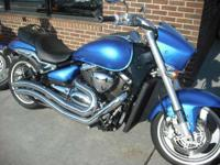 2009 Suzuki Boulevard M90 AWESOME BUY !!! Motorcycles