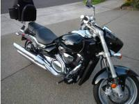 This Beautiful 2009 Suzuki Boulevard M-90 is priced to