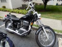 Great Motorcycle in like new condition. Serviced every
