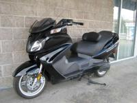 2009 Suzuki Burgman 650 Super Clean! Touring or