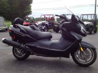 2009 SUZUKI BURGMAN 650 EXECUTIVE $6,995 ~ 5995 miles