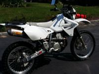 09 drz 400, very low miles 2500, new fmf full exhaust,