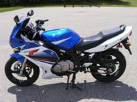 2009 Suzuki GS500F is precisely what a beginning rider