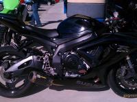 I currently have a 2009 Suzuki Gsx-R 600 for sale. This
