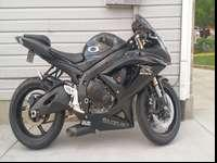 2009 GSXR 600, with 7,000 miles on it. it does have a