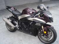 2009 Suzuki GSX-R1000 Dual Exhaust GIXXER! When youre