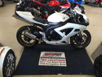2009 Suzuki GSX-R600 Very clean bike with low miles and