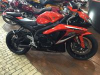2009 Suzuki GSX-R600 GREAT COLOR GREAT CONDITION