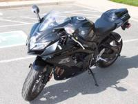 2009 Suzuki GSX-R750K8. This has been an AWESOME ride